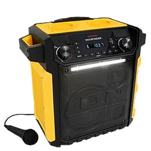 Ion High Power Waterproof Rechargeable Speaker