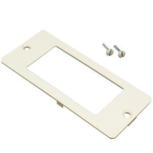 5507 Series™ Rectangular Receptacle Faceplate
