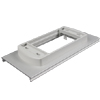AL3300 Series Offset GFCI Receptacle Cover Plate