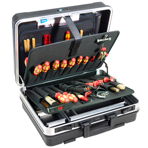 GO Wheeled Tool Case with Pockets