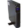 Line Interactive, Rack/Tower/Wallmount UPS, 1000 VA/700 Watts, LCD