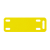 ThermTrans Yellow Polyester/Polyolefin Marker Plate