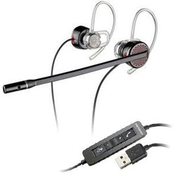 Plantronics Blackwire C435 Convertible USB Headset Optimized for Microsoft Lync and Microsoft OCS