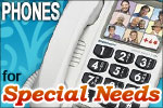 Ameriphone Telephones for Special Needs