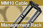 Ortronics MM10 Cable Management Rack