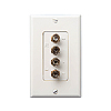 4-Zone Audio Distribution Outlet