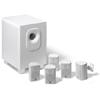 5-Channel Surround Sound Home Cinema Speaker System and 5 Satellite Speakers