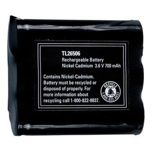 General Electric 3.6V Replacement Battery