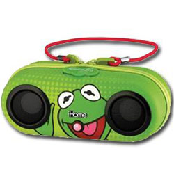 MISC Kermit Water Resistant Portable Stereo