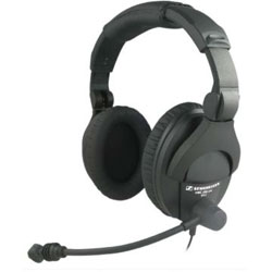 Sennheiser Over-the-Ear Closed Noise Isolating Headset
