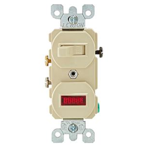 Single-Pole Switch/Pilot Light