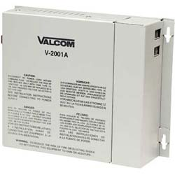 Valcom 1 Zone Enhanced One-Way Page Control with Power