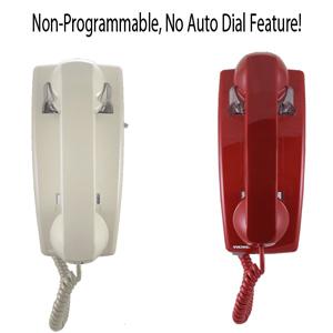 No Dial Wall Phone