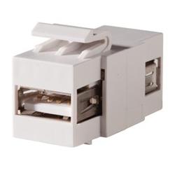 Legrand - Ortronics Keystone, USB Type A-A, Feed-Thru