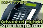 Panasonic 24 Button Advanced Hybrid Speakerphone