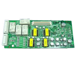 Panasonic KX-TDA100/200, KX-TDE100/200, and KX-NCP500/1000 4 Port Doorphone Card
