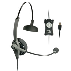 VXI TalkPro USB1 Monaural USB Headset