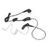 2-Pin Single-Wire Surveillance Earpiece