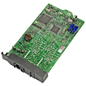 Panasonic 2-Port Digital Expansion Card for KX-TVA50