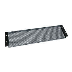 Middle Atlantic Vent Panel Kit for Vented Rear Door Knockout