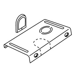 Legrand - Wiremold 3000® Series Tap-Off Fitting