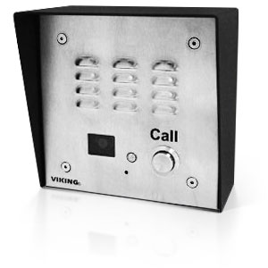 Viking Handsfree Speakerphone with Enhanced Weather Protection, Video Camera, and Auto Dialer