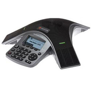 Polycom SoundStation IP 5000 Conference Phone with Power Supply