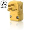 20A 250V Industrial Grade NEMA 6-20 Angle Plug