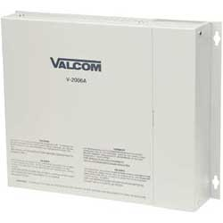 Valcom Power with 3 Zone One-Way Page Control