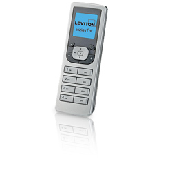 Leviton Vizia RF + Handheld Remote Controller Programmer (Basic)