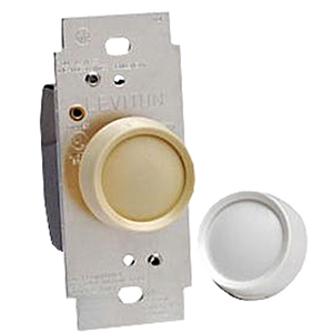 Trimatron Delux Push-ON/Push-OFF Full Range Rotary 3 Way Dimmer