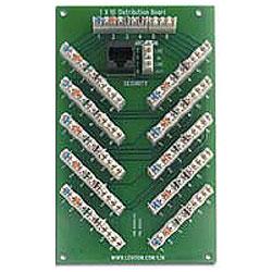 Leviton 1x6 Bridged Telephone Security Expansion Board