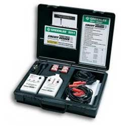 Greenlee Power Finder Circuit Seeker Microprocessor-Based Circuit Tracer Carrying Case
