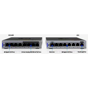 UniFi 8-Port Managed Gigabit Switch