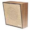 One-Way Woodgrain Wall Speaker (Weave)