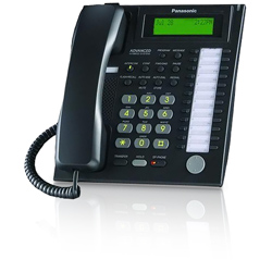 Panasonic 24 Button Speakerphone with 3-Line Backlit LCD Display