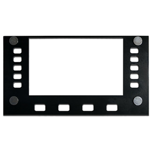 Compatible Clear LCD Cover (with Magnets)