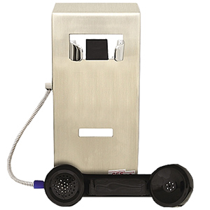 Stainless Steel Wall Phone
