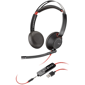 Blackwire 5220 Stereol USB-A Headset