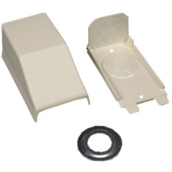 Legrand - Wiremold 2300 Series Entrance End Fitting