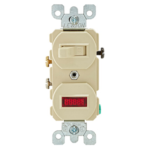 Single-Pole Switch/Pilot Light