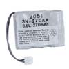 4051 - 900MHz Cordless Replacement Battery (NiCd)