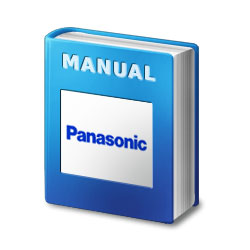 Panasonic KX-TVA50 Installation & Maintenance Manual