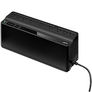 Back-UPS 850V with 2 USB Charging Ports 120V
