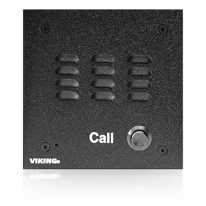 Viking Vandal Resistant Flush Mount Speakerphone