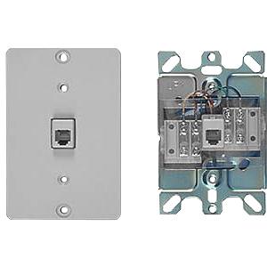 Allen Tel Wall Phone Jack - Screw Terminals