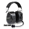 Platinum Series Over The Head Double Muff Headset