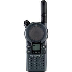 Motorola  Single Channel UHF 2-Way Radio (1 Watt), 5 Miles