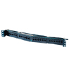Angled Clarity 5E  Modular to 110 Patch Panel