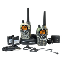 Midland Radio Mossy Oak 50 Channel, 30 Mile Two-Way Radio